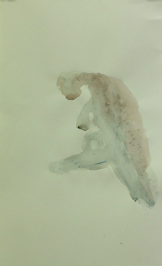 watercolour on paper, 260 x 420 mm, 2013