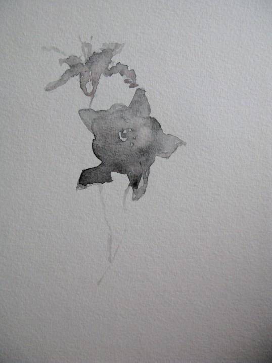 watercolour on watercolour pad, a4, 2013