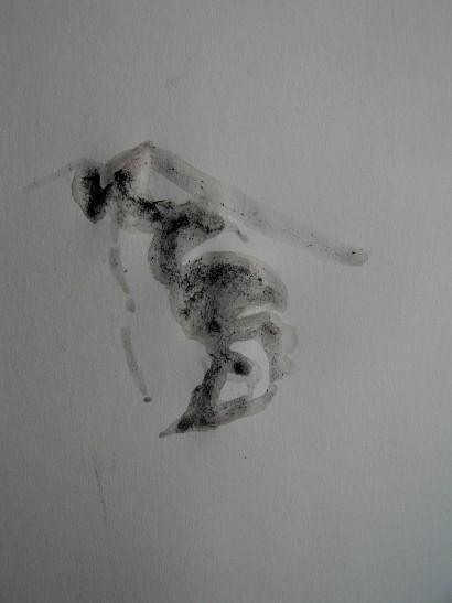 graphite on paper, a5, 2015